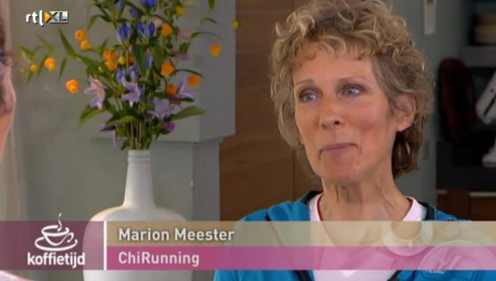Over ChiRunning en mindful hardlopen bij Koffietijd