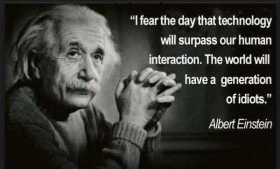 Genie, die Einstein!