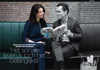 Interview Bram Bakker Wacht Magazine