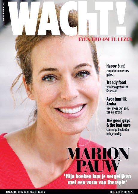 Bram interviewt Marion Pauw