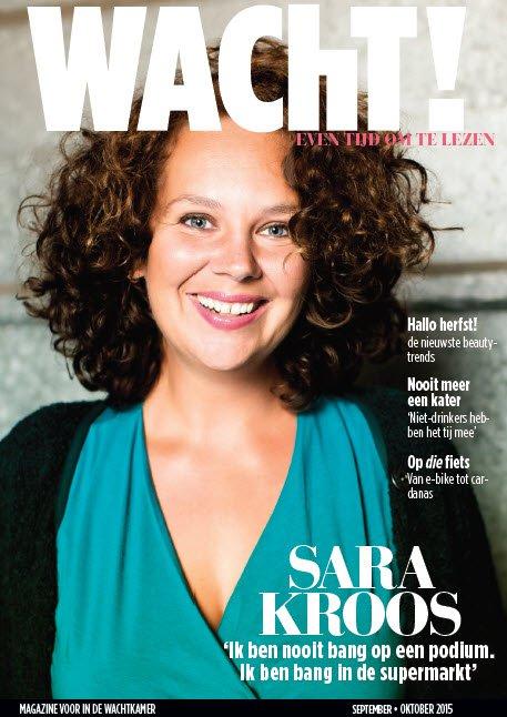 Bram interviewt Sara Kroos