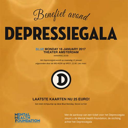 Depressiegala