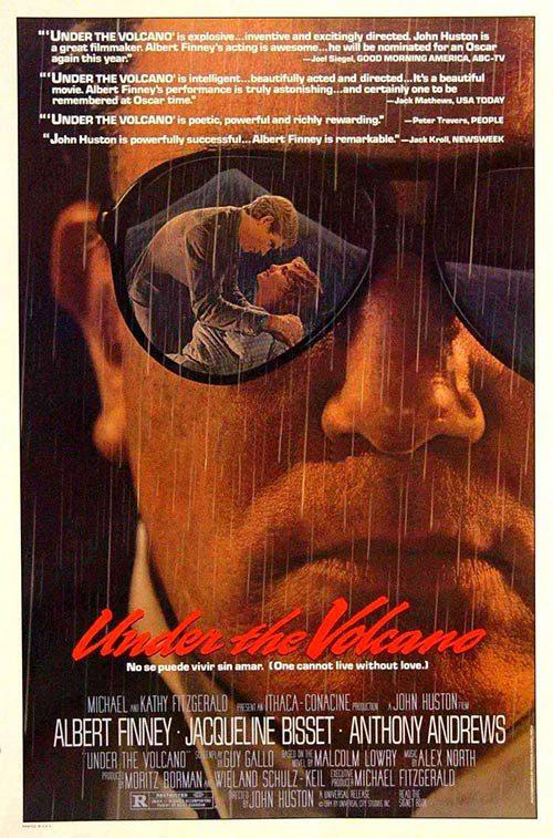 Psychiatrie en film Under the Vulcano