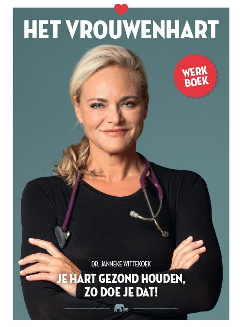 Bram in gesprek met cardiologe Janneke Wittekoek