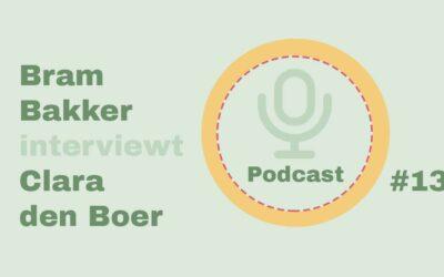 Balanskliniek podcast #13: Clara den Boer