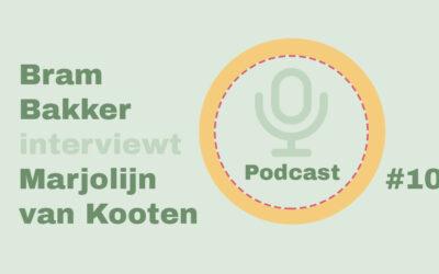 Balanskliniek podcast #10: Marjolijn van Kooten