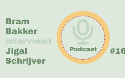 Balanskliniek podcast #16: JigalSchrijver
