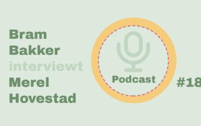Balanskliniek podcast #18:Merel Hovestad