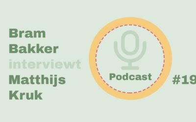 Balanskliniek podcast #19:Matthijs Kruk