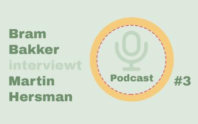 Balanskliniek podcast #3: Martin Hersman